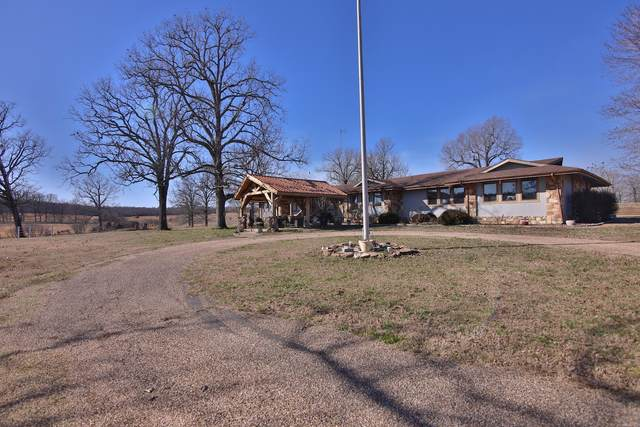 5146 Highway 9 North, Camp, AR 72520 (MLS #60177764) :: Evan's Group LLC