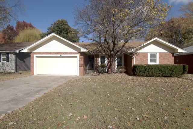 1153 E Rosebrier Street, Springfield, MO 65807 (MLS #60177859) :: Sue Carter Real Estate Group