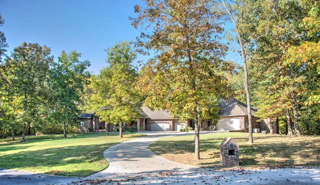 2550 W Fox Fire Court, Nixa, MO 65714 (MLS #60177971) :: United Country Real Estate