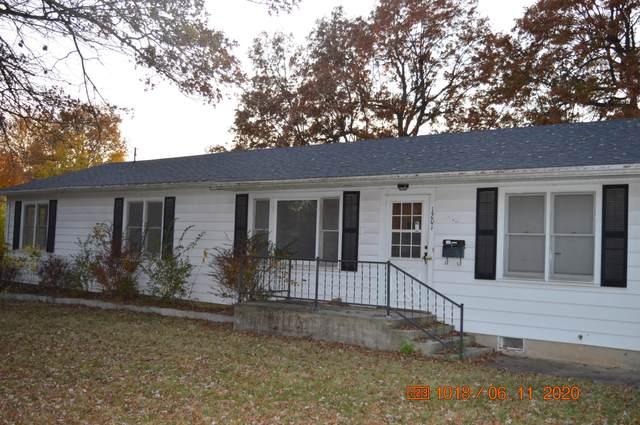 1201 S Jefferson Avenue, Aurora, MO 65605 (MLS #60178046) :: Team Real Estate - Springfield