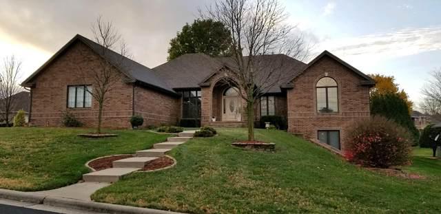 1259 N Yarberry Avenue, Springfield, MO 65802 (MLS #60178047) :: Team Real Estate - Springfield