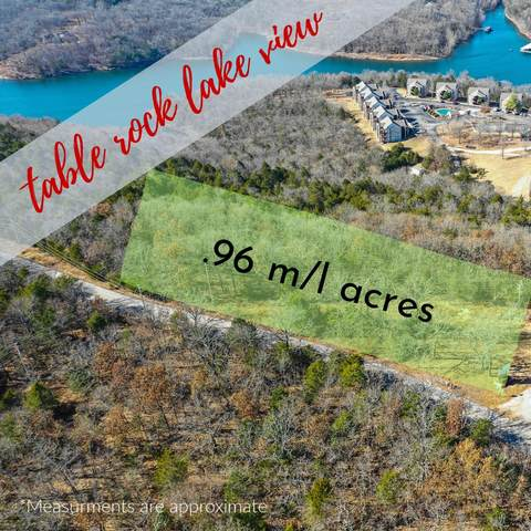 Lots 2,3,4 Crows Nest, Branson, MO 65616 (MLS #60178404) :: Clay & Clay Real Estate Team