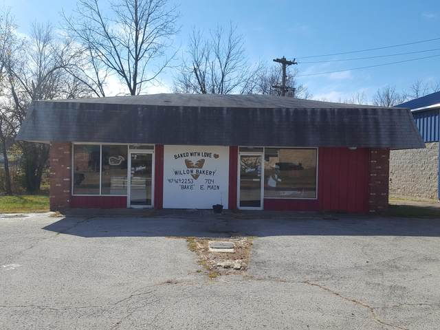 704 East Main, Willow Springs, MO 65793 (MLS #60178405) :: Winans - Lee Team | Keller Williams Tri-Lakes
