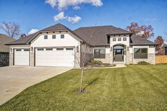 859 E Ashford Avenue, Nixa, MO 65714 (MLS #60178439) :: Team Real Estate - Springfield