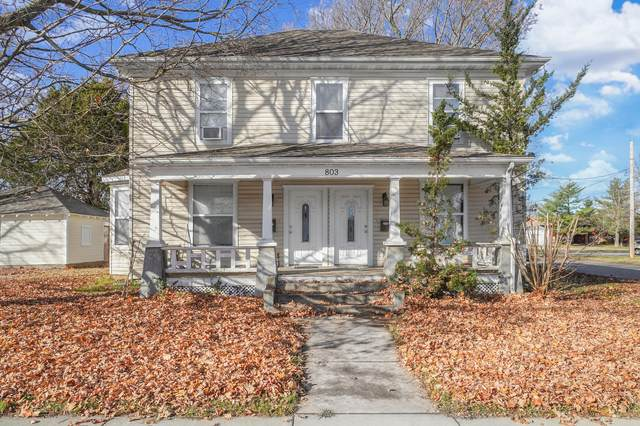 803 S Hickory, Mt Vernon, MO 65712 (MLS #60178501) :: Team Real Estate - Springfield
