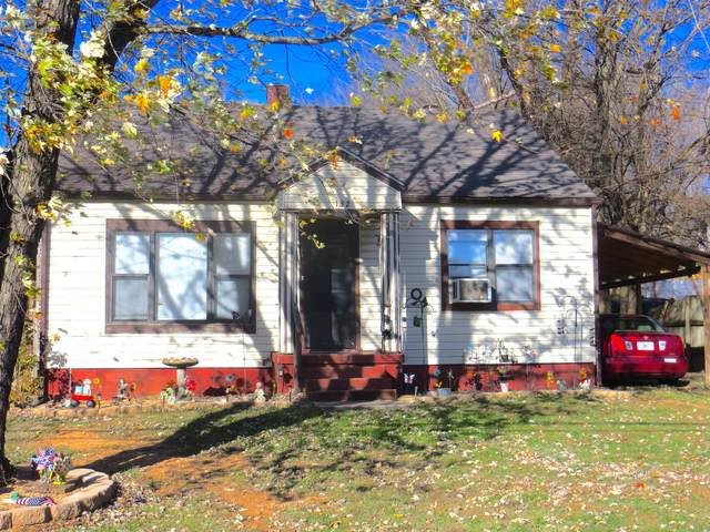 132 Wyandotte, Thayer, MO 65791 (MLS #60178505) :: Team Real Estate - Springfield