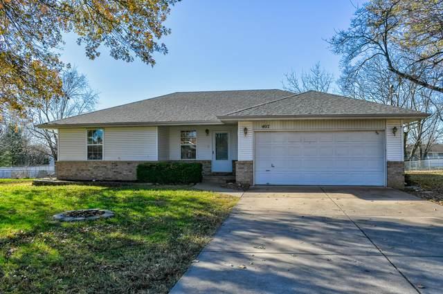 407 S Harrison Street, Nixa, MO 65714 (MLS #60178561) :: Team Real Estate - Springfield