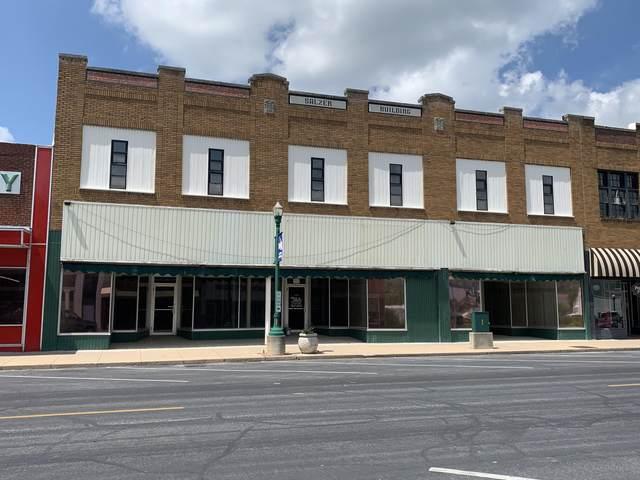 410 E Broadway Street, Monett, MO 65708 (MLS #60178580) :: Winans - Lee Team | Keller Williams Tri-Lakes