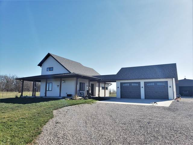 434 State Hwy Jj, Marshfield, MO 65706 (MLS #60178623) :: The Real Estate Riders
