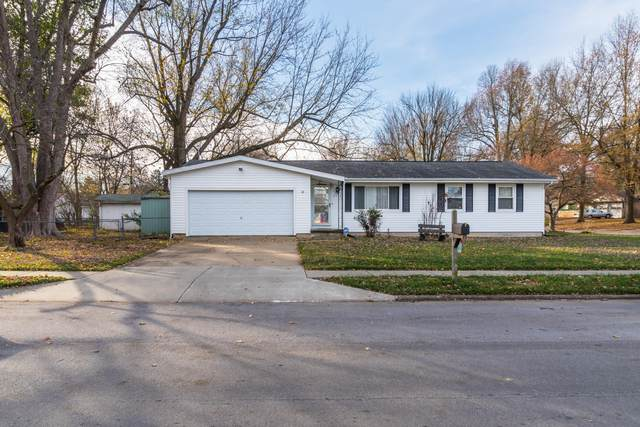 2114 E Monroe Street, Springfield, MO 65802 (MLS #60178632) :: Evan's Group LLC