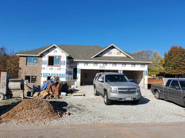 595 S Elegant Drive, Nixa, MO 65714 (MLS #60178639) :: Team Real Estate - Springfield