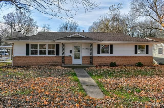 1056 E Mcgee Street, Springfield, MO 65807 (MLS #60178644) :: Sue Carter Real Estate Group