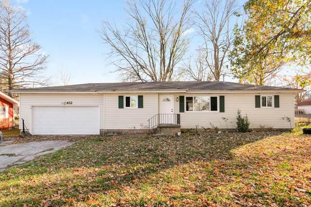 412 E Elm Street, Nixa, MO 65714 (MLS #60178681) :: Team Real Estate - Springfield