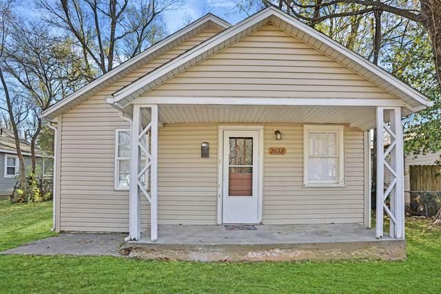 2632 W Monroe Street, Springfield, MO 65802 (MLS #60178738) :: Evan's Group LLC