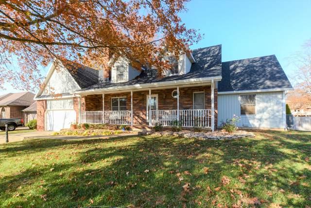 1091 W High Point Street, Springfield, MO 65810 (MLS #60178860) :: Team Real Estate - Springfield