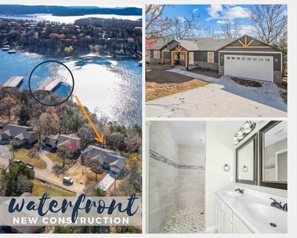316 Lakefront Circle, Kimberling City, MO 65686 (MLS #60178885) :: Team Real Estate - Springfield