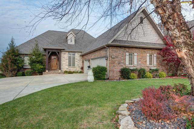 1422 N Rich Hill Circle, Nixa, MO 65714 (MLS #60179031) :: Sue Carter Real Estate Group