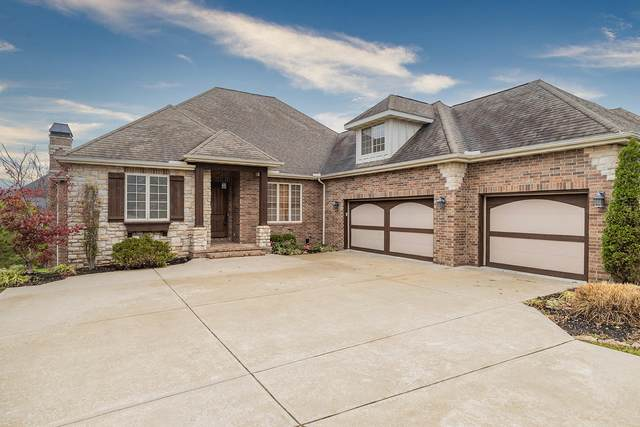 1414 N Rockingham Avenue, Nixa, MO 65714 (MLS #60179043) :: Evan's Group LLC