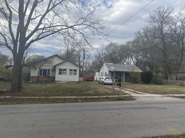 607 N Hillcrest Avenue, Springfield, MO 65802 (MLS #60179088) :: United Country Real Estate