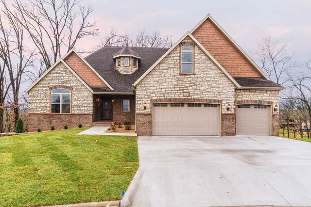 852 W Ailesbury Road, Nixa, MO 65714 (MLS #60179091) :: Winans - Lee Team | Keller Williams Tri-Lakes
