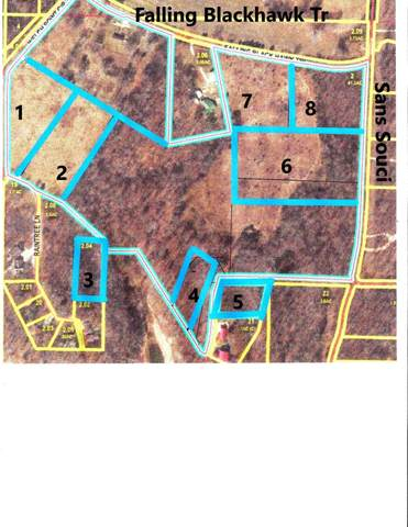 000 Tract 6 Sans Souci Drive, Shell Knob, MO 65747 (MLS #60179285) :: The Real Estate Riders