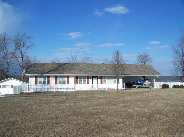 38 Game & Fish Road, Mountain Home, AR 72653 (MLS #60179296) :: Sue Carter Real Estate Group