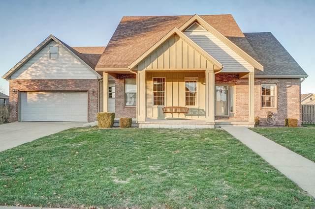 1101 E Cobblestone Drive, Ozark, MO 65721 (MLS #60179305) :: The Real Estate Riders