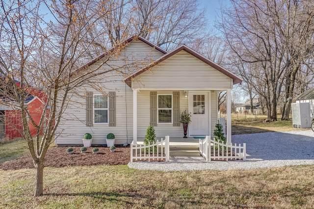 317 N Perryman Avenue, Ash Grove, MO 65604 (MLS #60179367) :: The Real Estate Riders