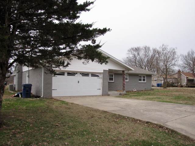 614 S Miller Road, Willard, MO 65781 (MLS #60179368) :: Sue Carter Real Estate Group