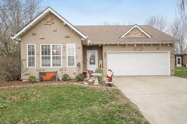 511 Thunderbird Drive, Rogersville, MO 65742 (MLS #60179396) :: Team Real Estate - Springfield