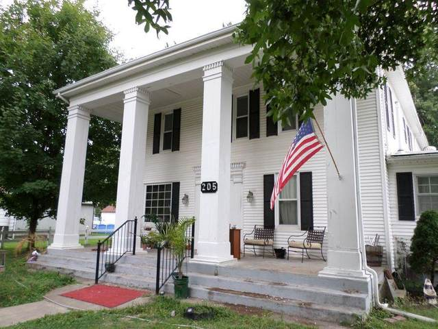 205 N Sycamore Street, Lockwood, MO 65682 (MLS #60179498) :: Weichert, REALTORS - Good Life