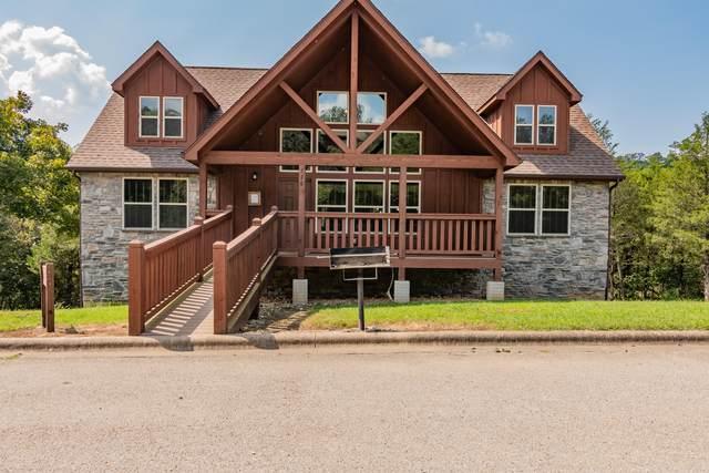 126 Poolside Way, Branson West, MO 65737 (MLS #60179787) :: Evan's Group LLC