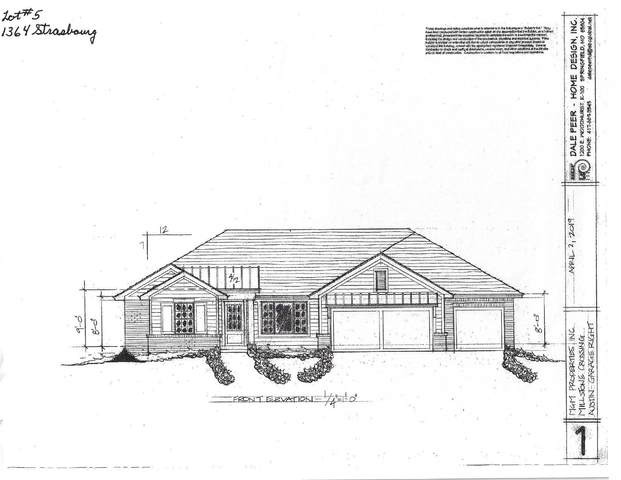 1364 S Strasbourg Avenue, Springfield, MO 65802 (MLS #60180056) :: Evan's Group LLC