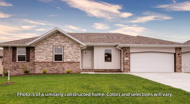 1950 S Lullwood Avenue Lot 76, Springfield, MO 65802 (MLS #60180244) :: Evan's Group LLC