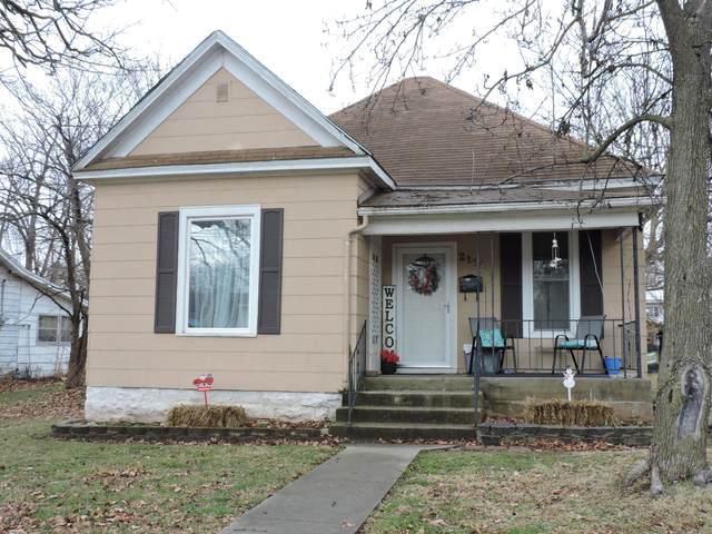 2114 N Lyon Avenue, Springfield, MO 65803 (MLS #60180501) :: Winans - Lee Team | Keller Williams Tri-Lakes