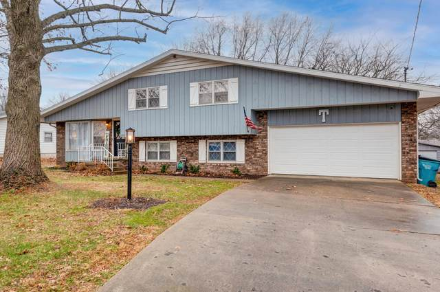 3319 N Delaware Avenue, Springfield, MO 65803 (MLS #60180638) :: Evan's Group LLC