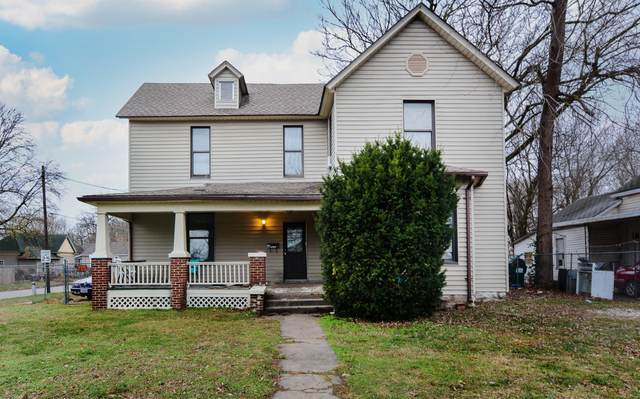 1703 N Sherman Avenue, Springfield, MO 65803 (MLS #60180674) :: Evan's Group LLC