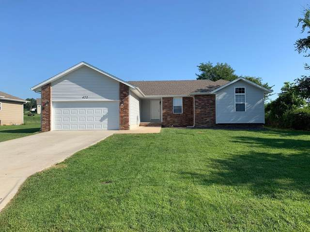 422 E Stone Creek Road, Willard, MO 65781 (MLS #60180786) :: United Country Real Estate