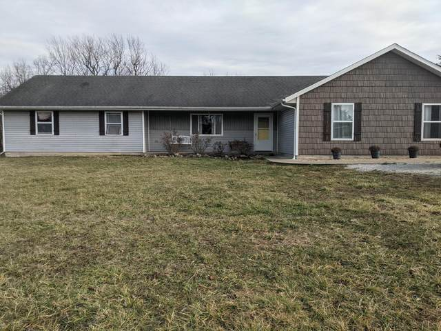 1310 E 466th Rd Road, Bolivar, MO 65613 (MLS #60180807) :: United Country Real Estate