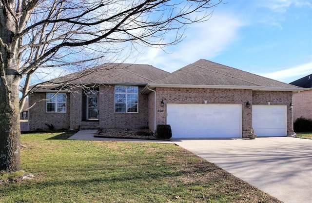 502 S Pepperhill Drive, Nixa, MO 65714 (MLS #60180860) :: Team Real Estate - Springfield