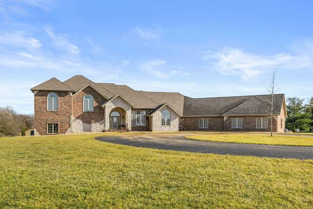 4562 S Farm Road 189, Rogersville, MO 65742 (MLS #60180864) :: Winans - Lee Team | Keller Williams Tri-Lakes