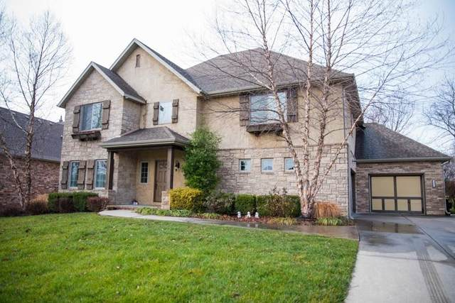 1257 S Rosemoor Drive, Nixa, MO 65714 (MLS #60180878) :: Team Real Estate - Springfield