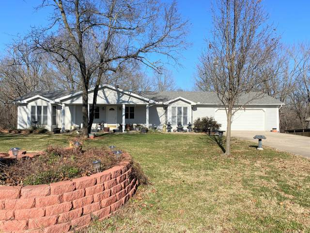 16 James River Road, Kimberling City, MO 65686 (MLS #60180879) :: United Country Real Estate