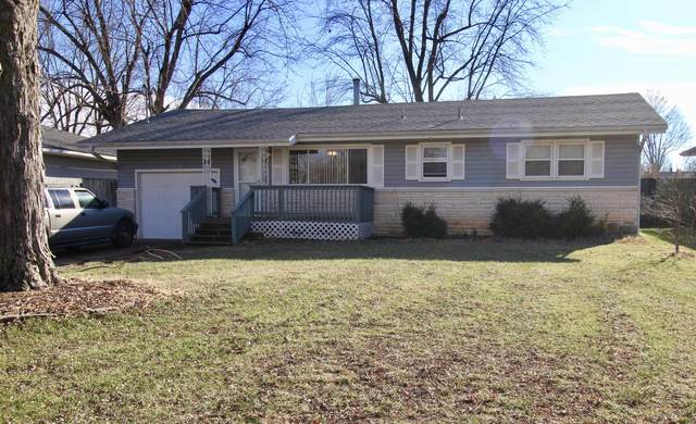 4552 W La Casa Street, Springfield, MO 65802 (MLS #60180889) :: Team Real Estate - Springfield