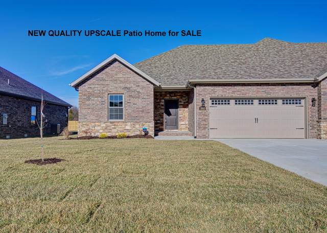 3563 W Camelot Street, Springfield, MO 65807 (MLS #60180947) :: Tucker Real Estate Group | EXP Realty