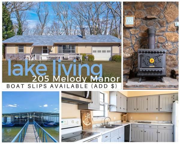 205 Melody Manor Lane, Reeds Spring, MO 65737 (MLS #60180953) :: Evan's Group LLC