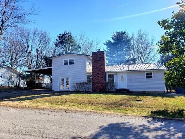 858 W Daniel Street, Aurora, MO 65605 (MLS #60180958) :: United Country Real Estate