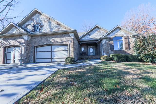 2661 S Forrest Heights Avenue, Springfield, MO 65809 (MLS #60181097) :: Evan's Group LLC