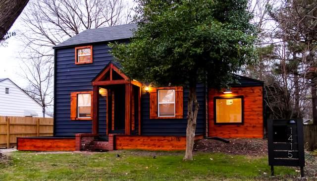 1415 E University Street, Springfield, MO 65804 (MLS #60181163) :: Team Real Estate - Springfield