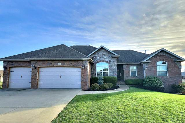 3739 N Meadowgate Court, Springfield, MO 65803 (MLS #60181178) :: Team Real Estate - Springfield